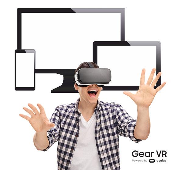3D virtual reality tour